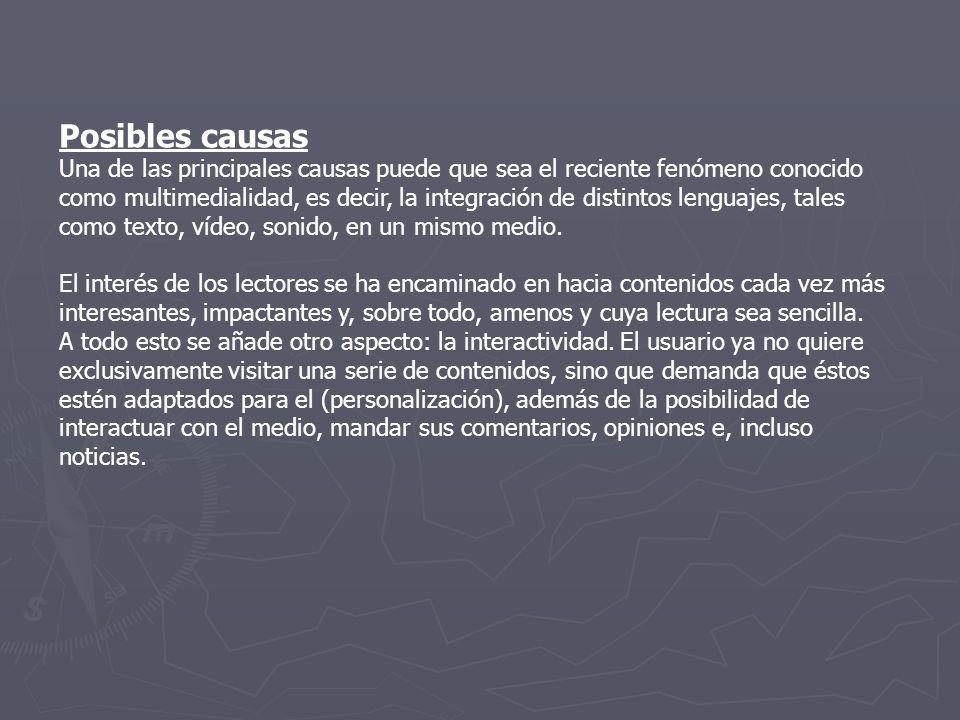 Análisis realizado en España utilizando la misma técnica: El formato del párrafo de entrada o lead El estudio Eyetrack 2005 en España descubrió que dada una misma tipografía (igual fuente e igual tamaño) unos lead son más leídos y otros no tanto.