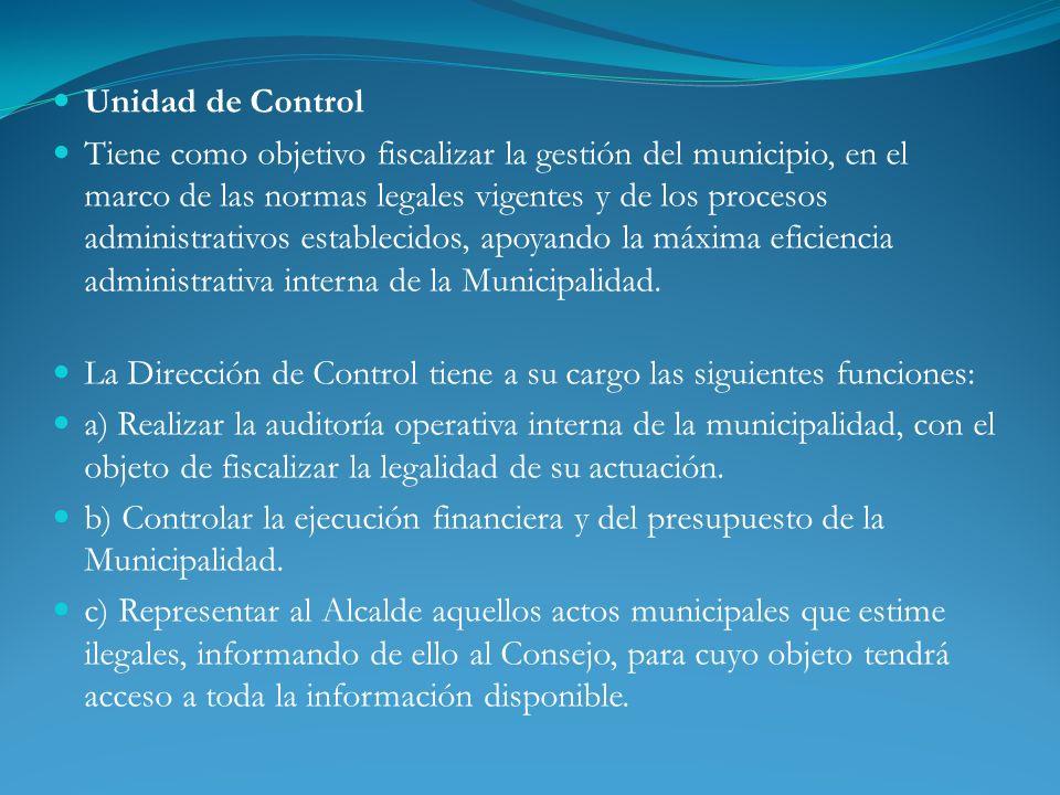 d) Colaborar directamente con el Consejo en el ejercicio de sus funciones fiscalizadoras.