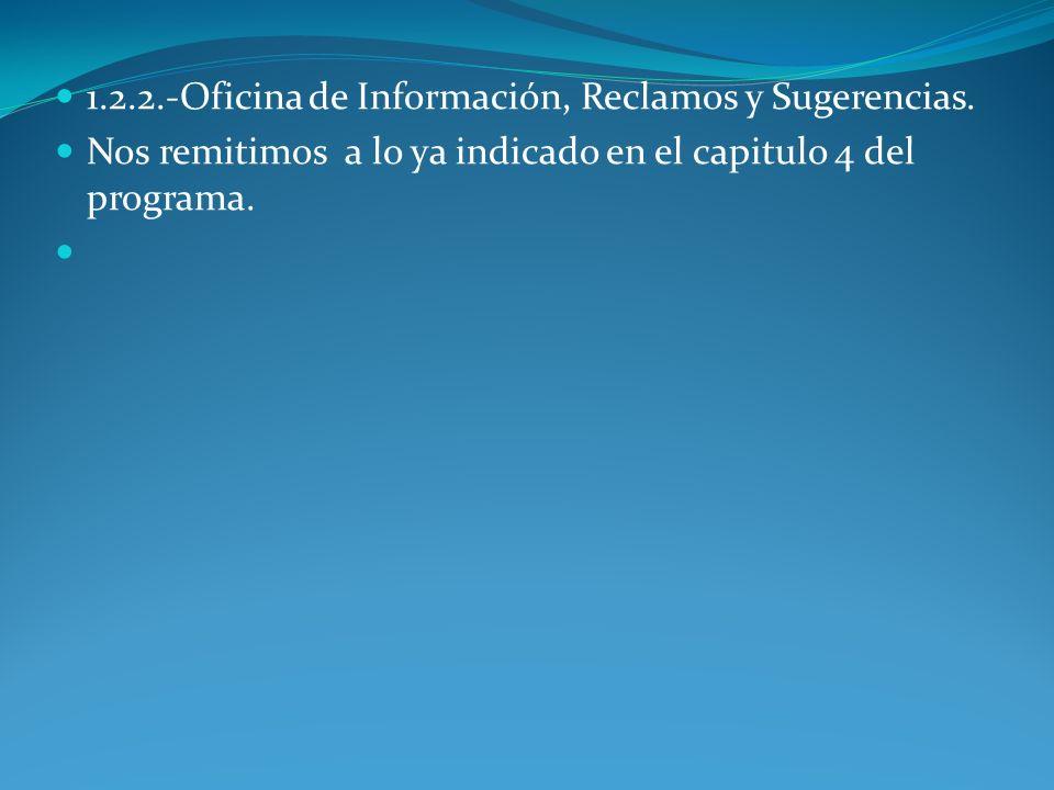 1.3.- Gabinete de Alcaldía: Tiene por objetivo coordinar la labor administrativa que se deriva del funcionamiento de la gestión diaria que desarrolla el Alcalde.