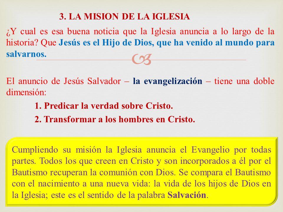 La fe del cristiano en Jesucristo, es una fe de comunidad, de la que forma parte y de la cual la ha recibido Jesús dijo: el que quiera servirme, que me siga, y donde esté yo, allí también estará mi servidor (Jn 12, 26)