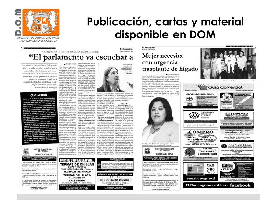 FECHAACTIVIDADOBSERVACIONES Jueves 14 Abril 2011Primera audiencia publica Certificado por secretaria municipal como ministro de fe, registro de asistentes.