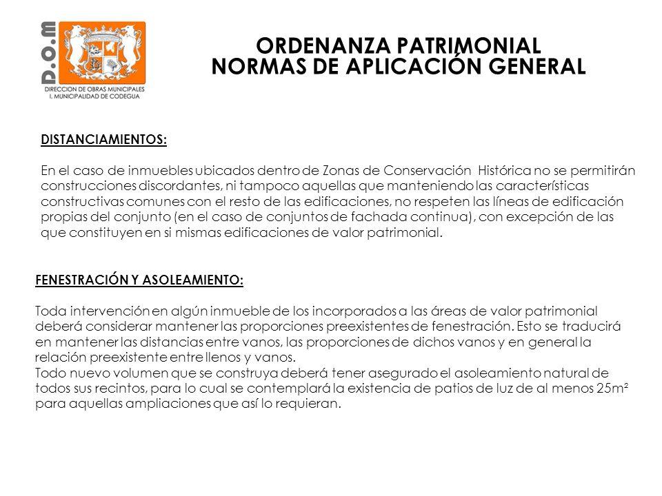 OCUPACIÓN DE SUELO: El coeficiente de ocupación de suelo de acuerdo a lo establecido en el articulo 37 de la presente Ordenanza Local.