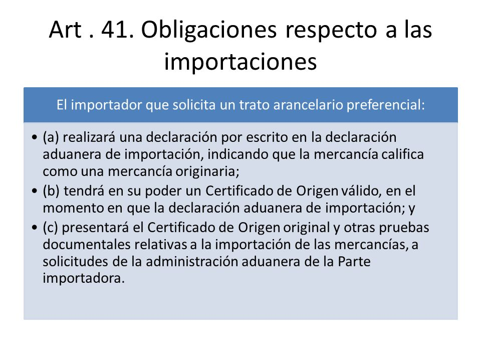 Artículo 42.Reembolso de aranceles ¿Tiene en su haber un certificado con errores.