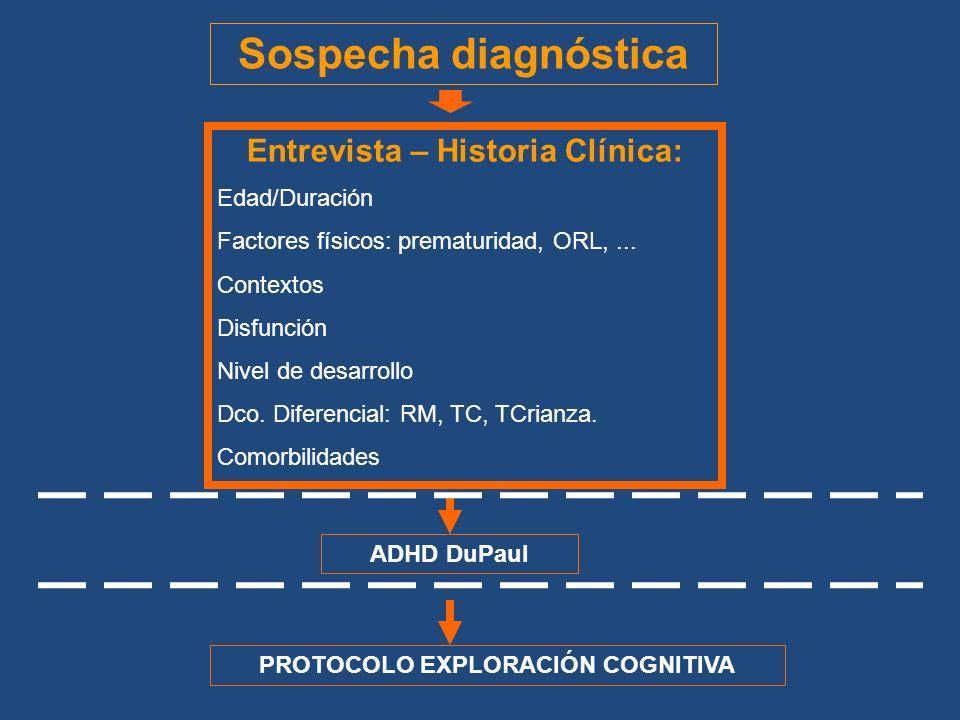 ¿Son necesarias exploraciones complementarias (analíticas, EEG, RM,...) para el diagnóstico habitual.