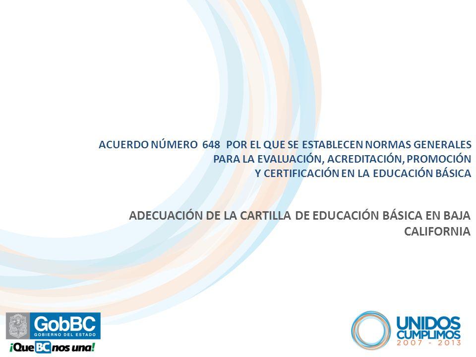 Evaluación La adecuación de los procedimientos educativos.