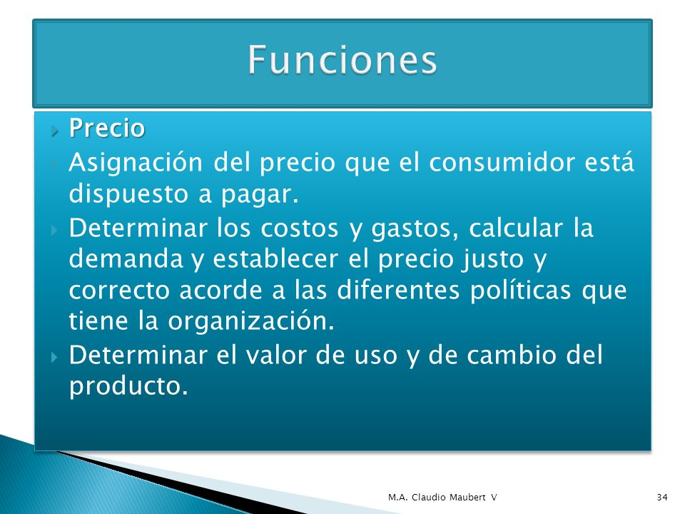 Venta Venta Realizar todas aquellas actividades que generen el último impulso del consumidor.