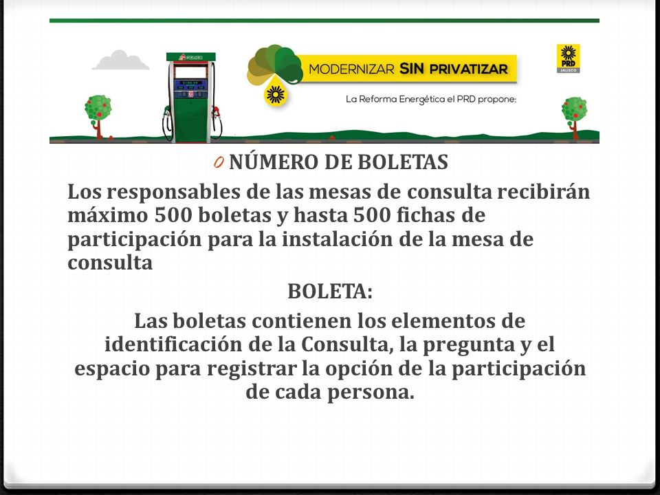 0 PROMOCIÓN DE LA CONSULTA 1.