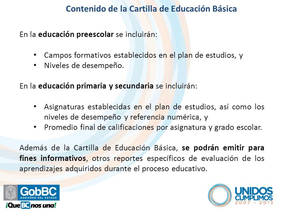 Artículo 7º EDUCACIÓN PREESCOLAR En apego al programa de estudio y con base en las evidencias reunidas durante el proceso educativo, el docente utilizará los niveles de desempeño para ubicar al alumno, en cada momento de registro de evaluación (noviembre, marzo y julio).