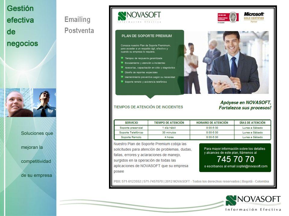 Cumplimiento de los Objetivos Específicos Implementar y validar el modelo de operación y la infraestructura de Telefonía IP, Helpdesk y Agente Virtual de soporte que apoyará la gestión del servicio al cliente de la empresa NOVASOFT.