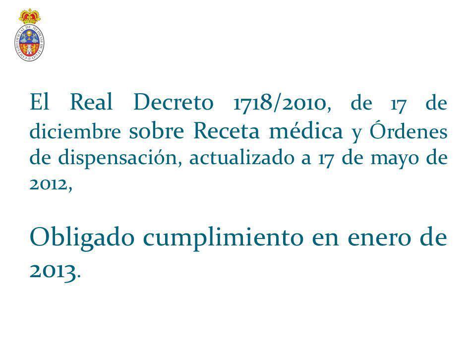 Dicho Real Decreto exige cambios sustanciales en la manera de trabajar de médicos, odontólogos, podólogos y farmacéuticos, en el ámbito de la sanidad privada Regula, por primera vez, la receta médica privada en soporte papel.