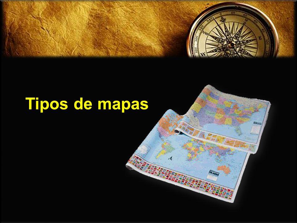 Mapa Físico En el mapa físico aparece representado el relieve de las regiones: los ríos, montañas, valles y demás accidentes geográficos.