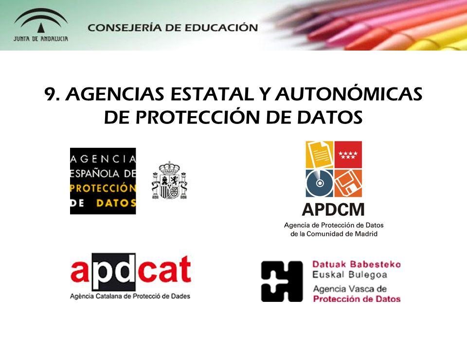 La Agencia Española de Protección de Datos (AEPD) es un ente de Derecho Público, con personalidad jurídica propia y plena capacidad pública y privada, que actúa con plena independencia de las Administraciones Públicas en el ejercicio de sus funciones.