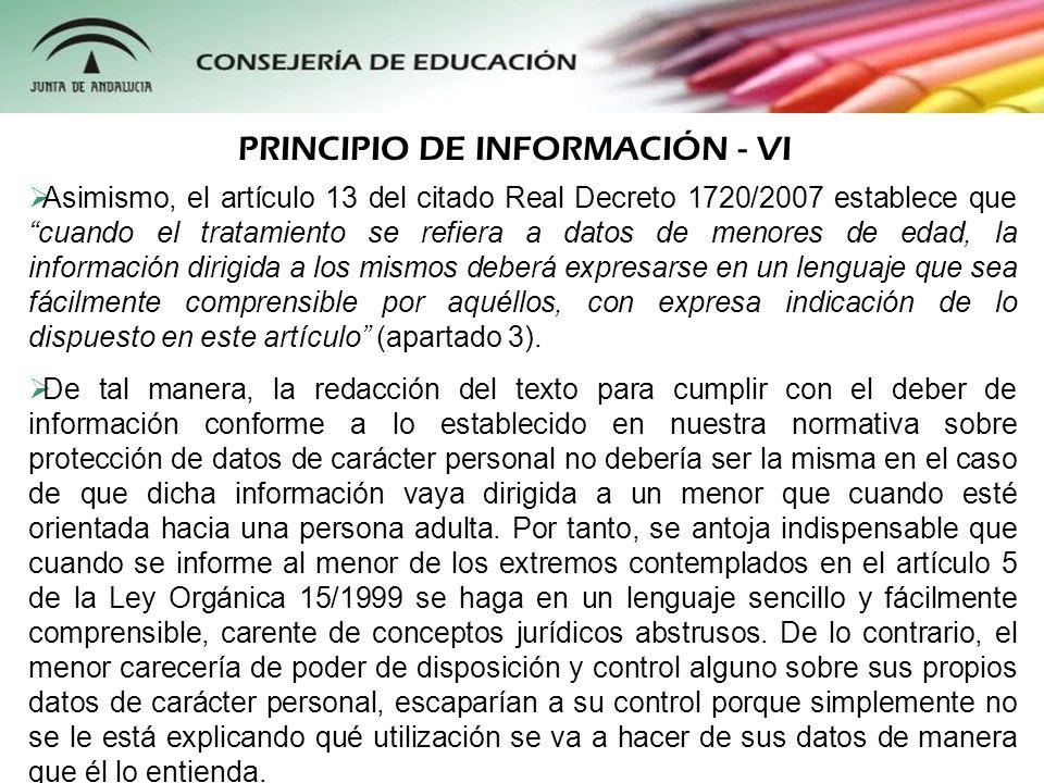 La Sentencia del Tribunal Constitucional 292/2000, de 30 de noviembre, consagró el derecho a la protección de datos de carácter personal como un derecho fundamental independiente, desvinculado del derecho a la intimidad, cuyo contenido está integrado por los principios y derechos que se contemplan en la LOPD.