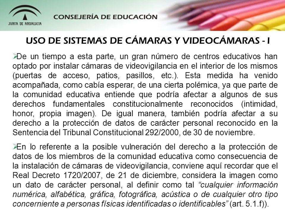 A este respecto, contamos con tres importantes documentos de referencia: El Dictamen 4/2004 relativo al tratamiento de datos personales mediante vigilancia por videocámara del Grupo del artículo 29 sobre protección de datos, adoptado el 11 de febrero de 2004.