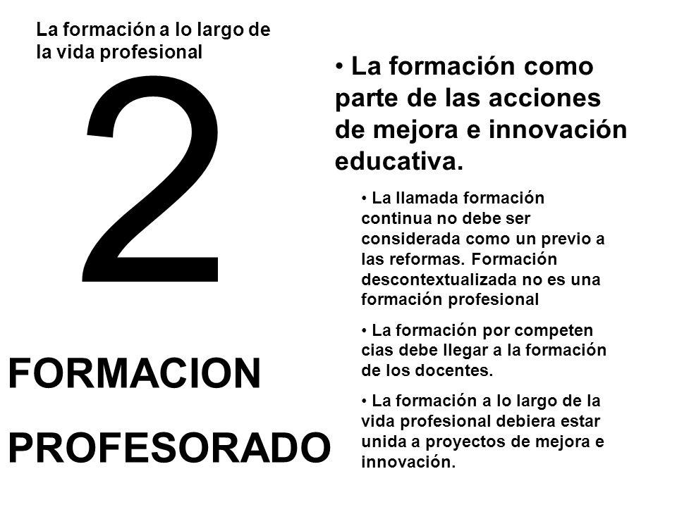 3 REFORMA EN EL CURRICULUM A pesar de los sucesivos intentos de reforma del sistema educativo apenas ha habido cambios de calado en los aprendizajes curriculares, pero especialmente en los niveles de Secundaria (Segundo Ciclo ) y Bachillerato.