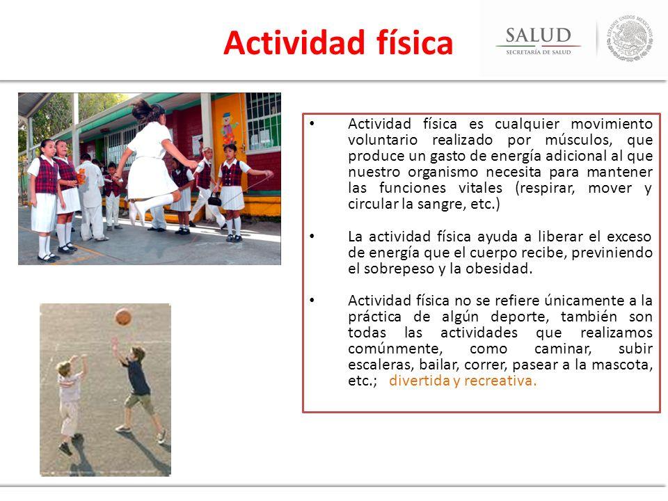 La práctica de estas actividades nos lleva a la condición física, que se define como un estado fisiológico de bienestar que es la base para las tareas de la vida cotidiana, nos da un nivel de protección frente a las enfermedades crónicas y es el fundamento para el desarrollo de actividades deportivas.