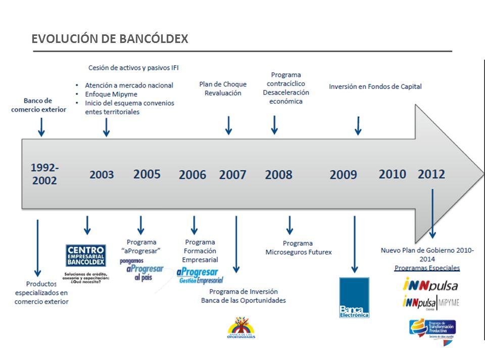 ¿HACIA DÓNDE QUEREMOS LLEGAR? A consolidar un modelo de Banca de Desarrollo Integral