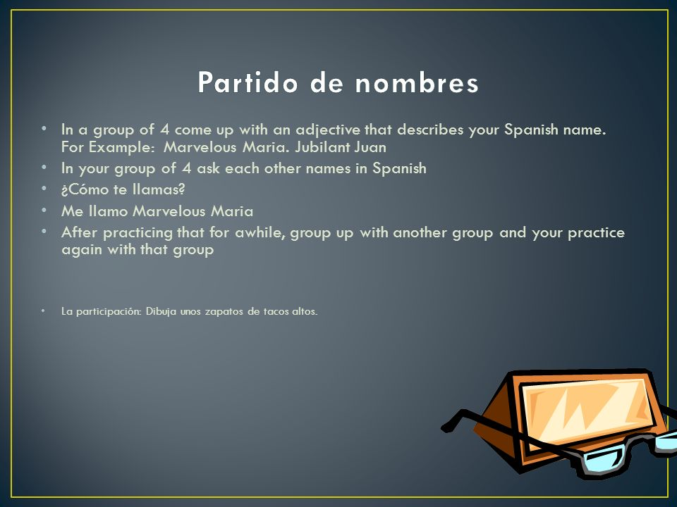 Español 2- You have a friend who lives in Spain.Your friend has just started school also.