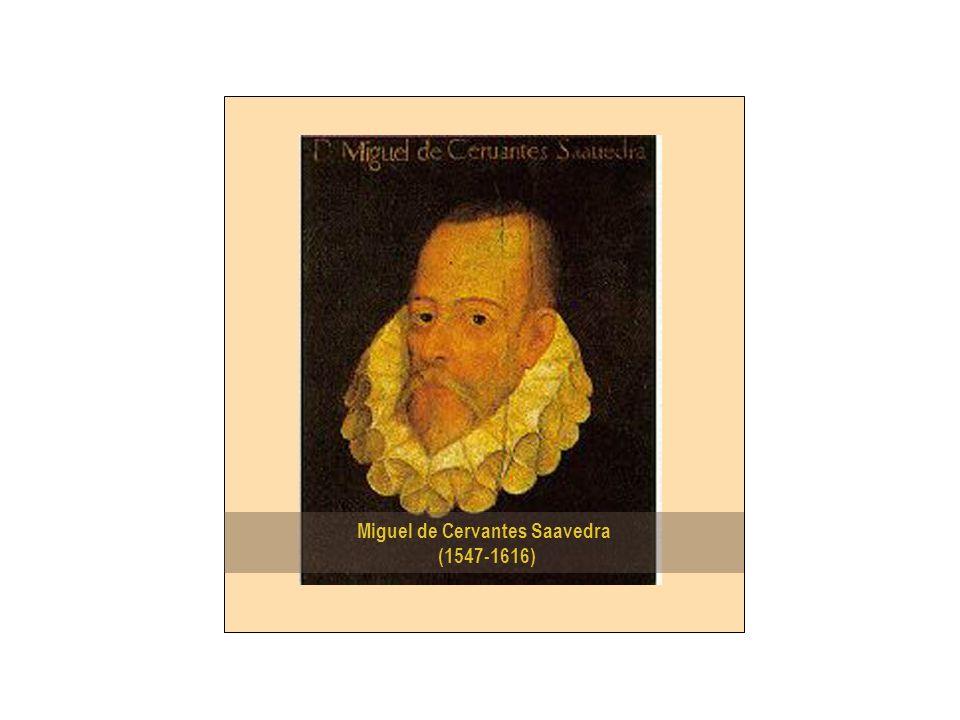 Biografía abreviada 1547- Nació en Alcalá de Henares, probablemente de origen judío (de una familia conversa) Recordamos que Carlos V está en la cumbre de su poder.