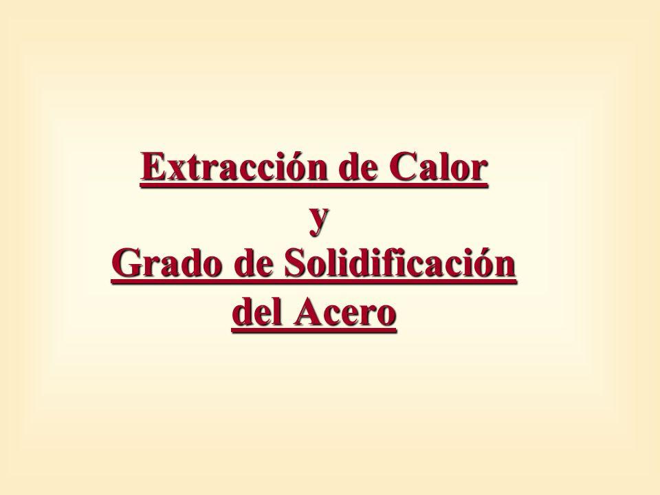 3 Energía total en el molde (334 Kcal/Kg) 65 5 4 12 Fe 24 Fe 81 Fe 26 Fe 114