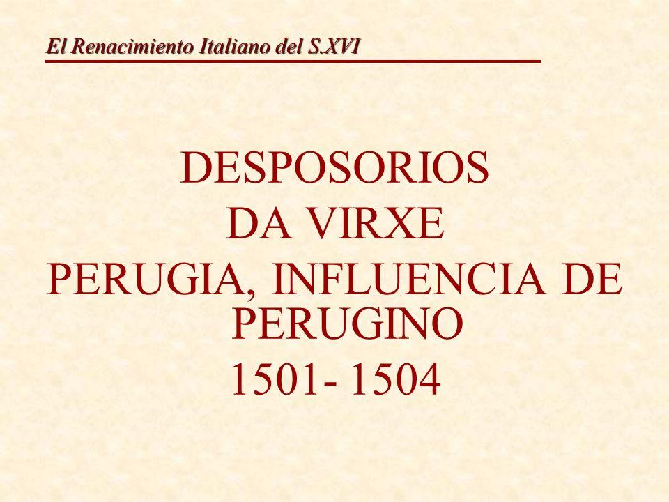 El Renacimiento Italiano del S.XVI