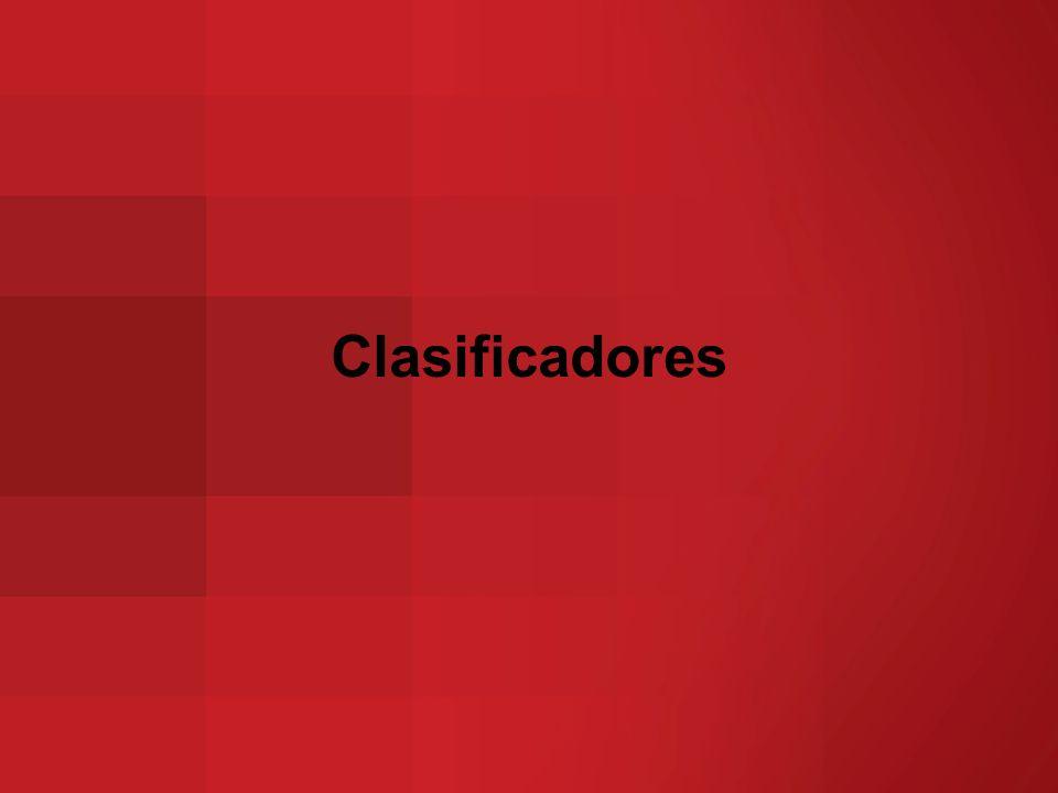 Se cuenta con los siguientes clasificadores (publicados en Portal GpR): Económicos: Clasificador por objeto del gasto a nivel partida específica.