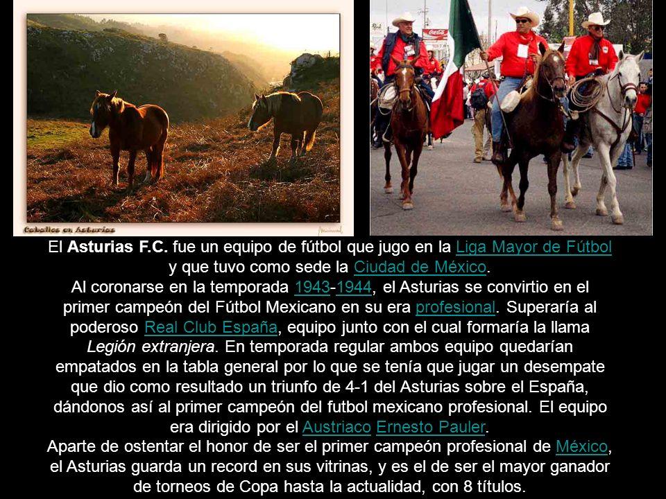 El Asturias F.C.
