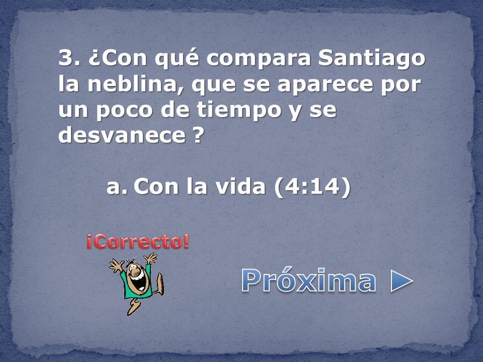 4.4. ¿A qué clase de cristiano compara Santiago con la onda del mar y por qué.