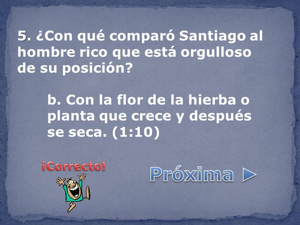 6.6. Según Santiago, ¿desde dónde proviene la tentación.