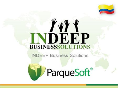INDEEP Business Solutions. PORTAFOLIO DE SERVICIOS.