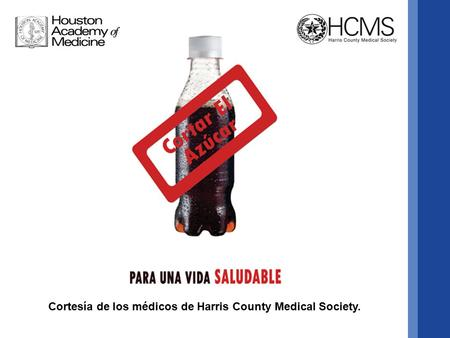 Cortesía de los médicos de Harris County Medical Society.