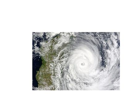 HURACAN EYE WHAT IS A HURRICANE, TYPHOON, OR TROPICAL CYCLONE?   The terms hurricane and typhoon