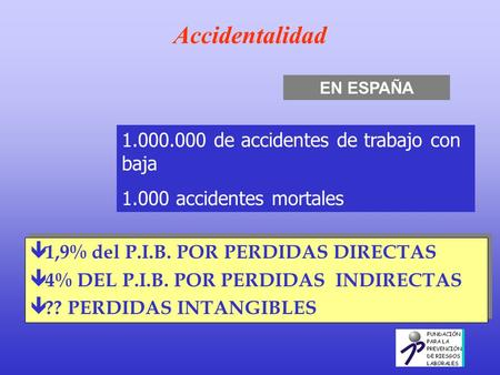 Accidentalidad de accidentes de trabajo con baja