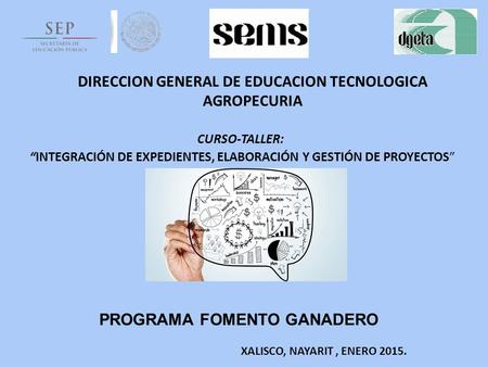 DIRECCION GENERAL DE EDUCACION TECNOLOGICA AGROPECURIA