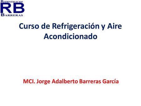 Curso basico de refrigeracion y aire acondicionado
