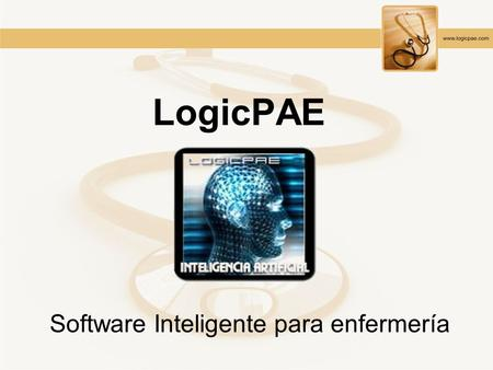 Software Inteligente para enfermería