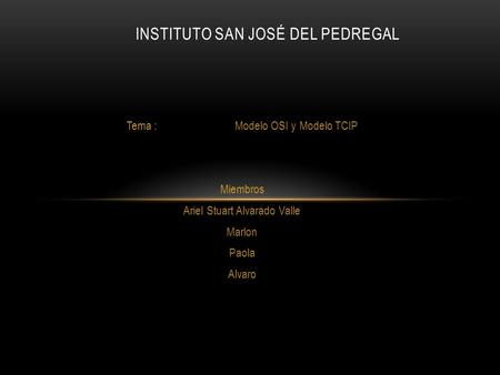 Instituto San José Del Pedregal