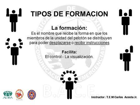 Manual De Instruccion De Orden Cerrado De La Armada De Mexico