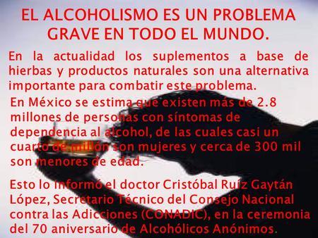 Las pastillas de la repugnancia del alcoholismo