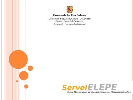 Aproximaciones en los programas de la acci n educativa for Accion educativa espanola en el exterior