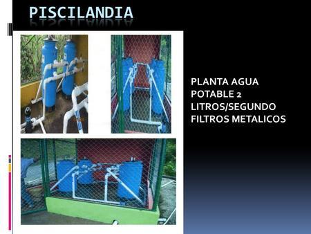 Mecanica de fluidos elaborado por marylinda blandon for Tambores para agua potable