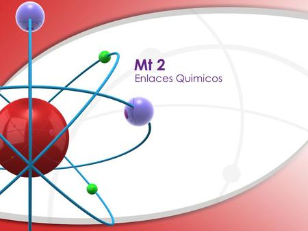 Mt 2 Enlaces Quimicos.
