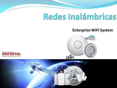 Enterprise WiFi System