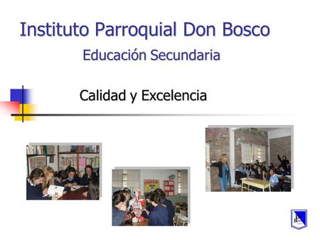 Instituto Parroquial Don Bosco