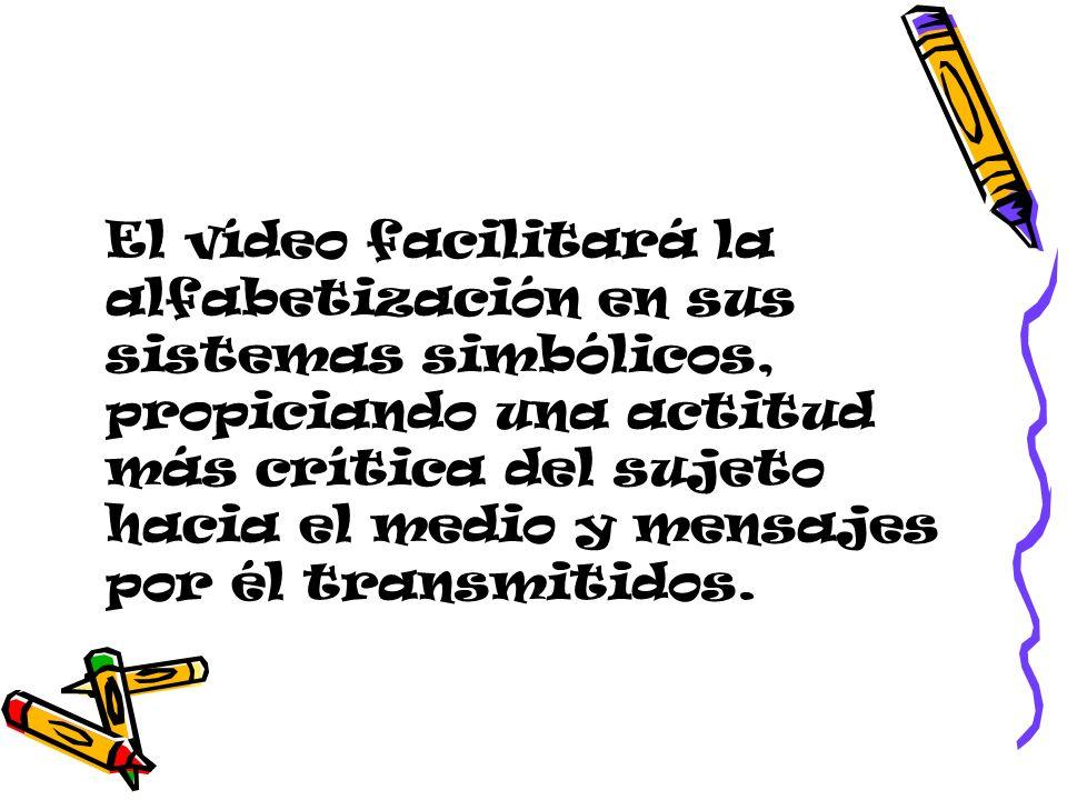 La investigación mediante el vídeo se considerará sólo como un complemento de la observación directa.