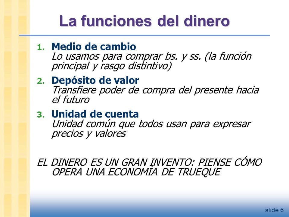 slide 7 Tipo de dinero 1.