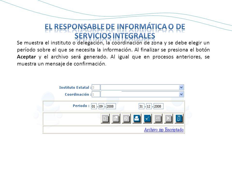 Para facilitar su manejo, el archivo.zip para el envío de evidencias al sistema SASA en línea tiene una nomenclatura similar a la siguiente: Exámenes Coordinación de zona EX3201ML.zip Delegación MEVyT en línea