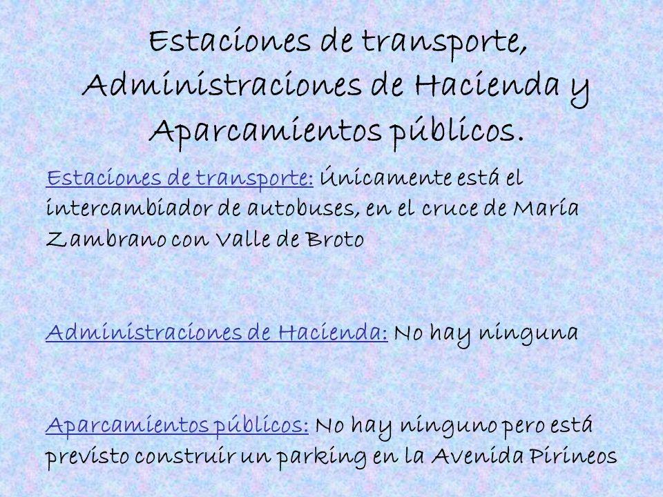 Zonas verdes, parques y jardines Parque del agua Luis Buñuel Parque de Maristas Parque del Buen Humor Parque de la Tolerancia Parque de los Cineastas Parque del Respeto Parque del Che Guevara Parque de los Poetas