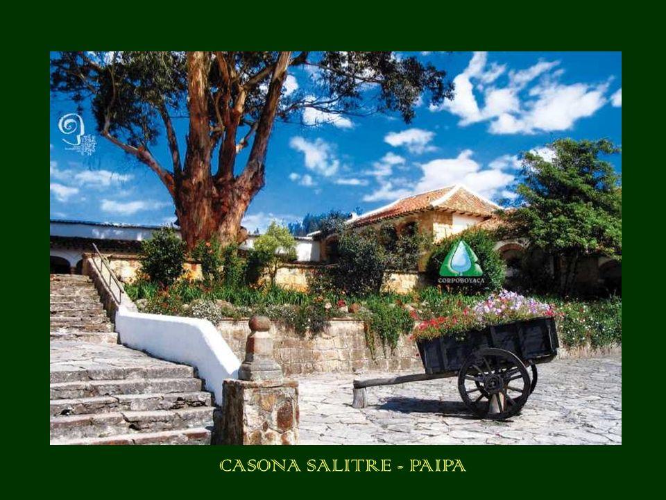 CASONA SALITRE - PAIPA