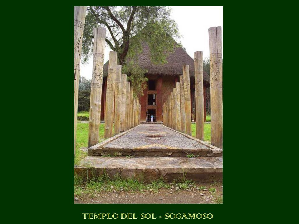 TEMPLO DEL SOL - SOGAMOSO